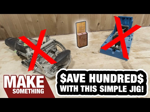Watch This Before You Buy a Festool Domino or Pocket Hole Jig