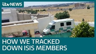How a UK ambulance helped piece together mystery of IS call to arms to Brits in Syria   ITV News