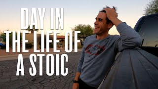 A Day In The Life Of A Stoic | Ryan Holiday | Stoicism