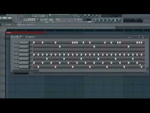 HOW TO MAKE DUBSTEP: DRUMS TUTORIAL 1