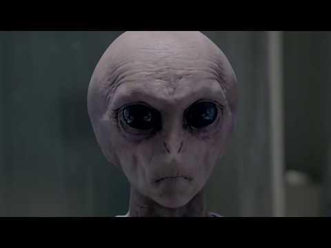 Inside Real 10 Mile Deep UFO Alien Extraterrestrial Base. Underground Alien Area 51 ET Ovnis