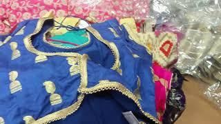 7a679be5856801 Sowcarpet (chennai ) Readymade blouse  half sleeve