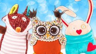 Download Видео для детей. Огромные МЯГКИЕ ИГРУШКИ. Океанариум, игрушечная рыбалка и шоу морских котиков Video