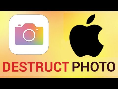 How to use self-destructing photo option on iPhone and iPad