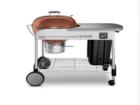 Weber 1432001 Performer Gold Charcoal Grill Copper