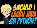 Should I Learn Java or Python?