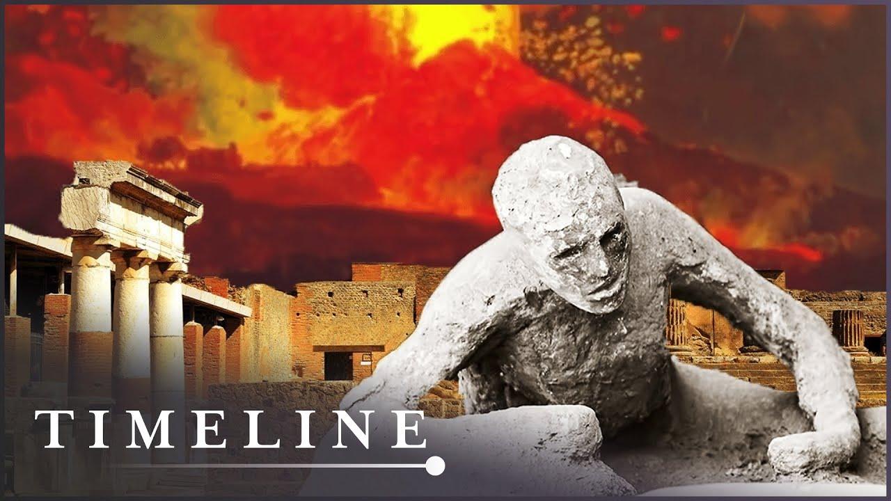 Pompeii's Downfall: The Power Of Vesuvius | Pompeii's Pyroclastic Flow | Timeline