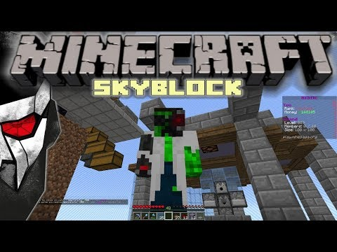 Minecraft Skyblock - The War Room! #13