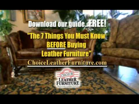 The 7 Things You MUST Know Before Buying Leather Furniture
