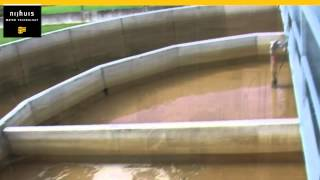 Waste Water Treatment Tour (video)