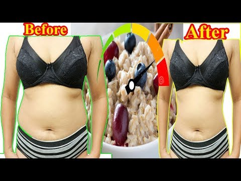Eat This for Breakfast Every Morning and Watch Fat burn speed