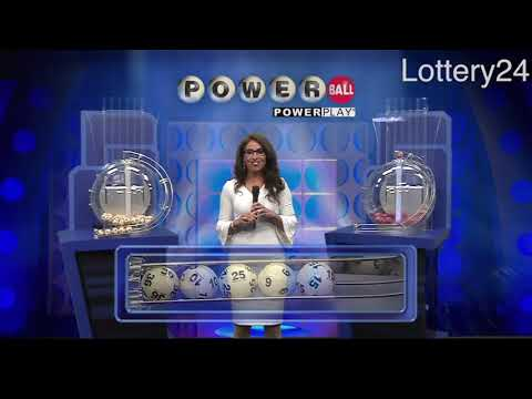 2018 06 09 Powerball Numbers and draw results