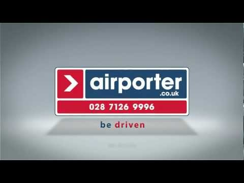 Airporter - Be Driven - Bus & Coach Transport Service Derry / Londonderry to Belfast Airportss