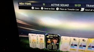 MY BEST PACKS OF FIFA 15!!