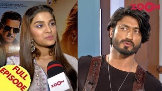 Saiee Manjrekar REVEALS Salman Khan's special advice to her | Vidyut Jammwal on Commando 3 scene