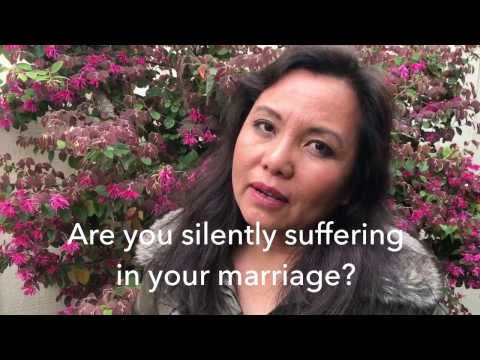 Divorce advice to a midlife woman who thinks her marriage is doomed. Before you sign papers, WATCH !