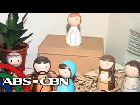 Bandila: Wooden dolls, maaaring gawing pangregalo