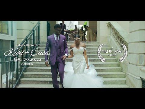 #LokkedIn - Karl & Cassandra Lokko   Wedding Trailer