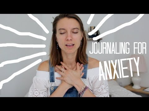 Journaling for Anxiety (5 ways you can use a journal NOW)