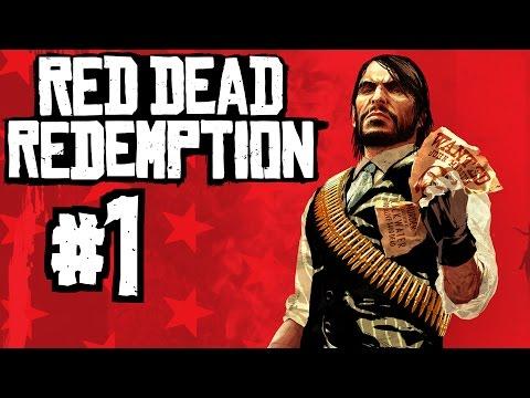 RED DEAD REDEMPTION Deutsch #1 – Willkommen, Mr. Marston – Lets Play RDR Xbox ONE Gameplay German