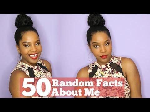 50 Random Facts About Me | +Mini Storytime | Melissa Denise