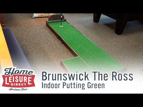 Brunswick The Ross Indoor Putting Green