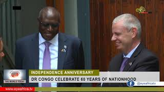 DR CONGO CELEBRATE 60 YEARS OF NATIONHOOD: TWT NEWS