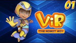 Vir: The Robot Boy | Hindi Cartoon Series For Kids | Bhool Bhulaiya | Hindi Stories | Wow Kidz