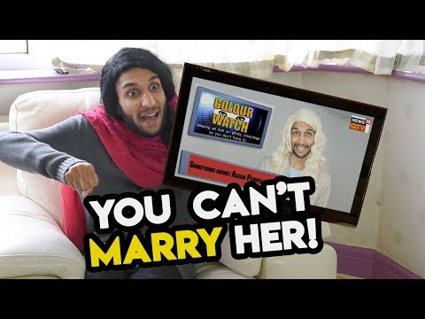 When My Parents Talk About Who I Can Marry - Indian Singles UK