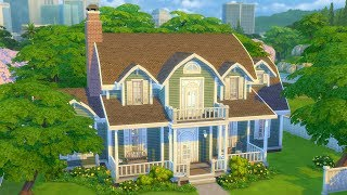 Building a Family Dream Home in The Sims 4 (Streamed 1/13/19)
