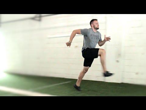 Top 10 Top Speed Drills [#4 Stiff Leg Run]