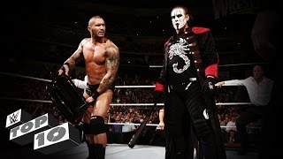 Blackout Attacks: WWE Top 10