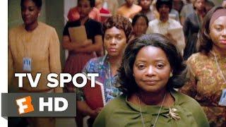 Hidden Figures TV SPOT - Stand Out (2016) - Taraji P. Henson Movie