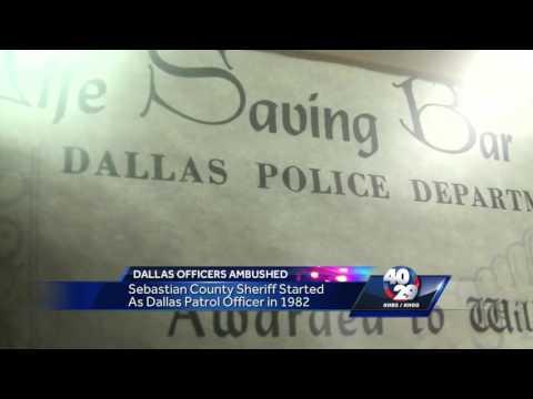 Sebastian County Sheriff started his career in Dallas