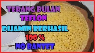 Tips dan Tricks RAHASIA Martabak Manis Teflon NO BANTET No mixer  Dijamin 1000% Berhasil