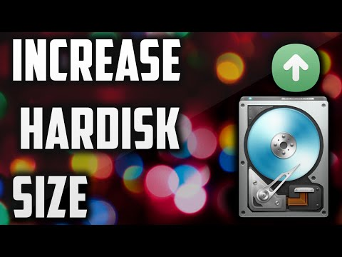 HOW TO INCREASE YOUR HARD DISK SPACE ON WINDOWS 2016! (FREE EASILY)