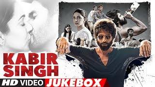 VIDEO JUKEBOX:  Kabir Singh   Shahid Kapoor, Kiara Advani   Sandeep Reddy Vanga