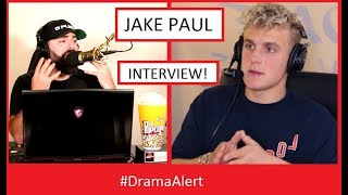Jake Paul Interview! #DramaAlert - ( The Cough is Real! )
