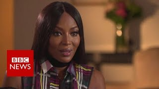 Naomi Campbell: Abuse in fashion