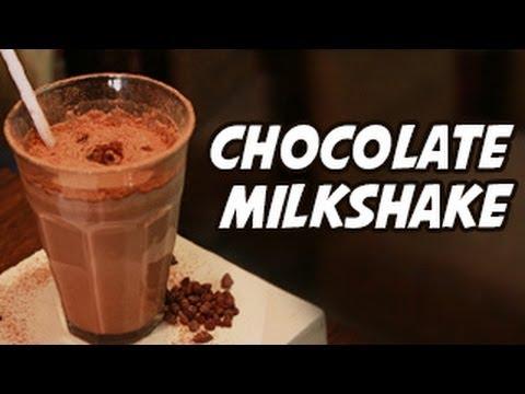 Chocolate Milkshake Recipe -- Quick Recipe