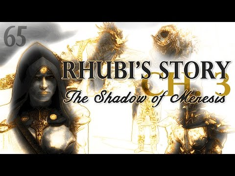 Rhubi's Story: Ch3 #65 [The Shadow of Meresis Part 10] - Let's Roleplay Skyrim Modded