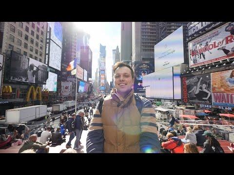 Times Square. New York, NY.