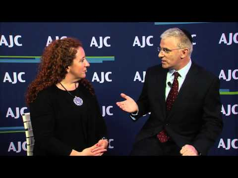 AJC Interview with Ambassador Taub on Israel-UK Relations
