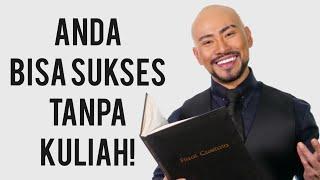 8 JALAN SUKSES TANPA KULIAH ✔️ - With Bonus /  - MOTIVE DEDDY CORBUZIER