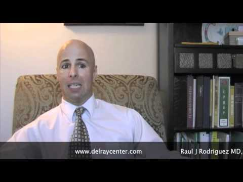How to do a Alcohol Detox with Dr Rodriquez and Delray Center