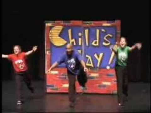 Write a Story (Child's Play Touring Theatre)
