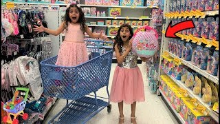 Kids Shopping for EID Toys at the Toy store