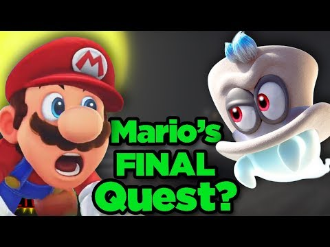Is This MARIO'S LAST ADVENTURE?! | Super Mario Odyssey