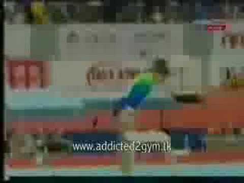 Gymnastics Montage - Slow It Down