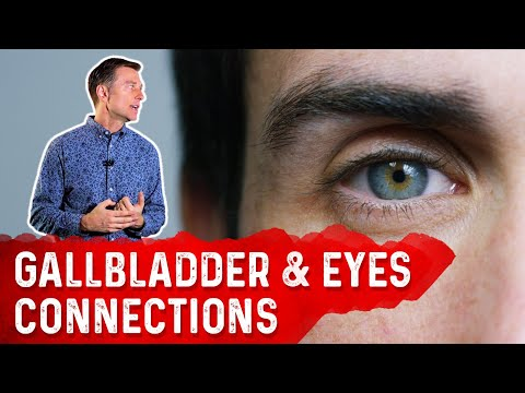 What Does the Gallbladder Have to do With Your Eyes